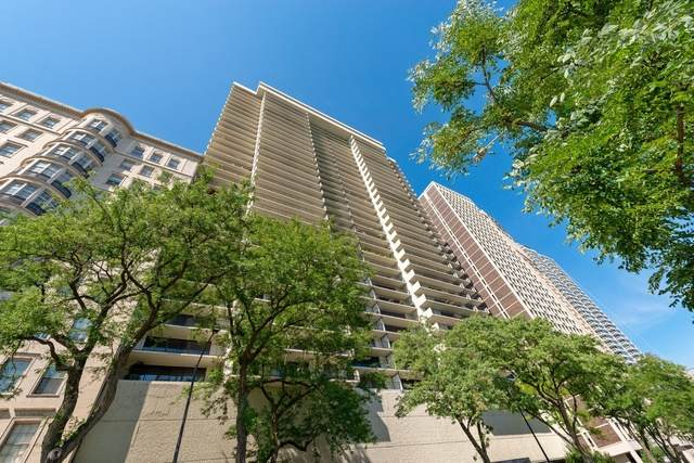1212 N Lake Shore Drive 26CN, Chicago, IL 60610 (MLS #10683246) :: Ryan Dallas Real Estate