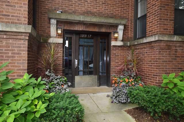 5357 N Paulina Street #2, Chicago, IL 60640 (MLS #10683280) :: BN Homes Group