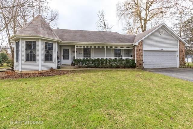 544 E Cedar Drive, Round Lake Park, IL 60073 (MLS #10683282) :: Property Consultants Realty