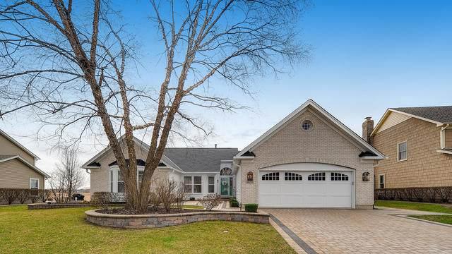 1605 Crowfoot Circle S, Hoffman Estates, IL 60169 (MLS #10683289) :: Knott's Real Estate Team