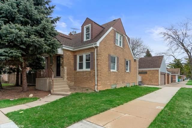 3301 N Oleander Avenue, Chicago, IL 60634 (MLS #10683290) :: Jacqui Miller Homes