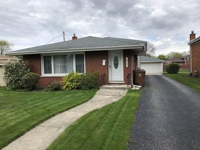 10709 S Kolmar Avenue, Oak Lawn, IL 60453 (MLS #10683298) :: The Wexler Group at Keller Williams Preferred Realty