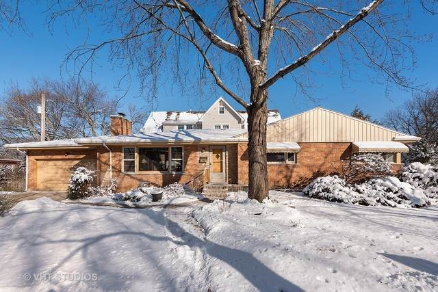 1601 South Boulevard, Evanston, IL 60202 (MLS #10683321) :: Helen Oliveri Real Estate