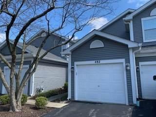 482 Mill Street #482, Batavia, IL 60510 (MLS #10683331) :: John Lyons Real Estate