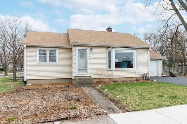 1436 Jefferson Avenue, Downers Grove, IL 60516 (MLS #10683335) :: Jacqui Miller Homes