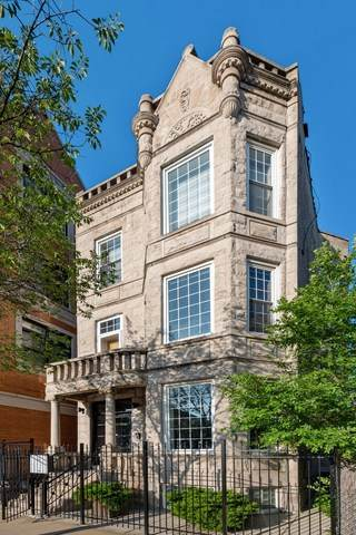 1522 N Western Avenue #2, Chicago, IL 60622 (MLS #10683337) :: Jacqui Miller Homes