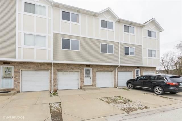 7006 100th Street, Chicago Ridge, IL 60415 (MLS #10683352) :: Jacqui Miller Homes