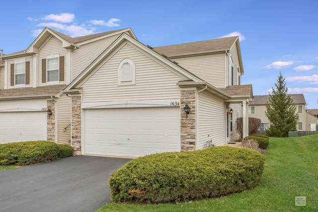 1634 Fredericksburg Lane, Aurora, IL 60503 (MLS #10683354) :: Jacqui Miller Homes