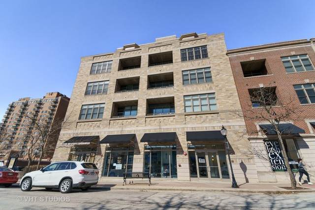 10 S Dunton Avenue #409, Arlington Heights, IL 60005 (MLS #10683357) :: Century 21 Affiliated