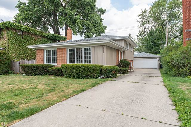 1802 Oakton Street, Park Ridge, IL 60068 (MLS #10683376) :: The Wexler Group at Keller Williams Preferred Realty