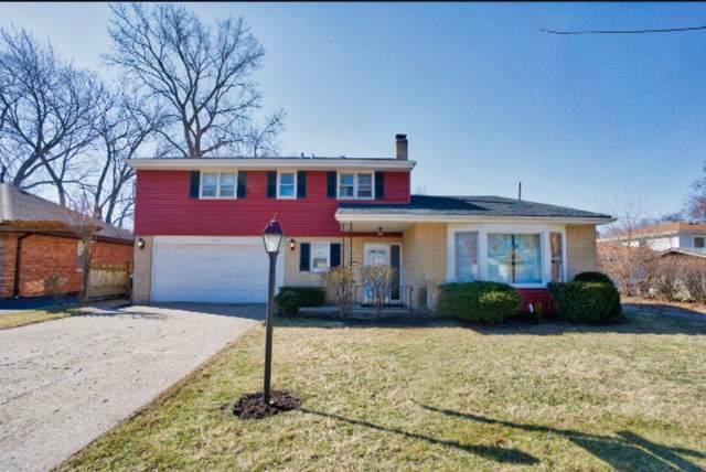 5535 Washington Street, Morton Grove, IL 60053 (MLS #10683387) :: Baz Network | Keller Williams Elite