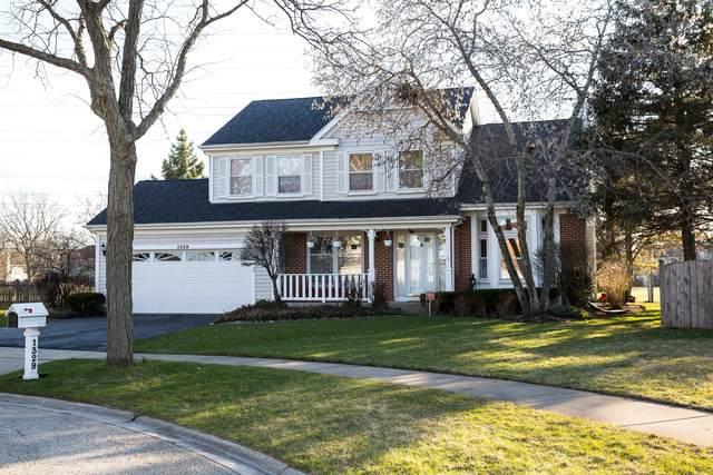 1329 Madison Court, Buffalo Grove, IL 60089 (MLS #10683391) :: John Lyons Real Estate