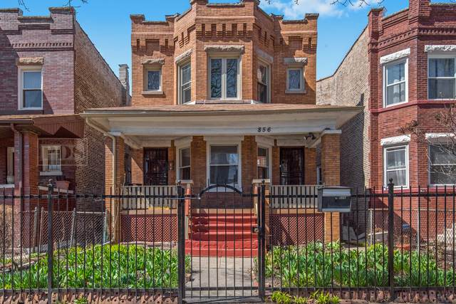 856 N Francisco Avenue, Chicago, IL 60622 (MLS #10683409) :: The Dena Furlow Team - Keller Williams Realty