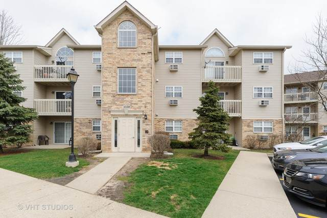 1538 W Sand Bar Court 3C, Round Lake Beach, IL 60073 (MLS #10683422) :: Property Consultants Realty