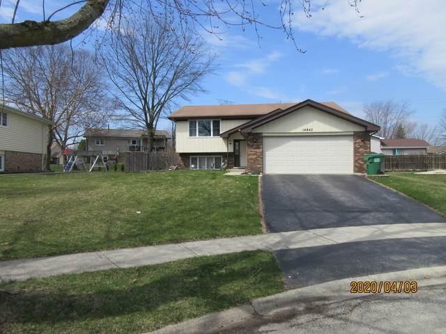 14642 S Cricketwood Court, Homer Glen, IL 60491 (MLS #10683431) :: Jacqui Miller Homes