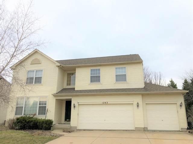 1243 Barlina Road, Crystal Lake, IL 60014 (MLS #10683486) :: Helen Oliveri Real Estate