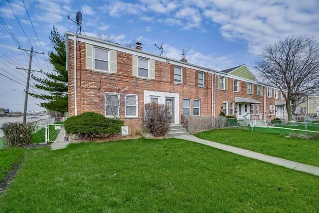 6458 S Lockwood Avenue #1, Chicago, IL 60638 (MLS #10683510) :: Jacqui Miller Homes