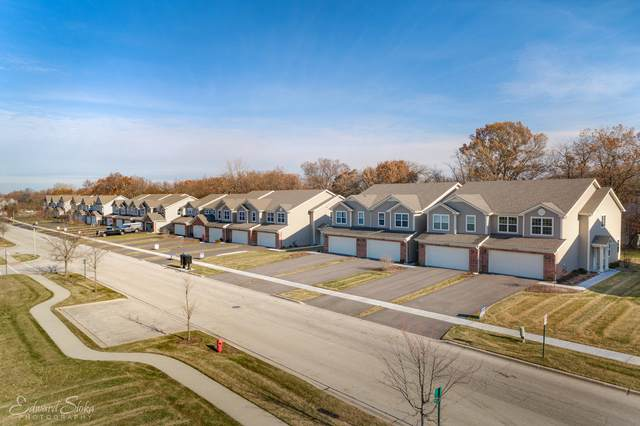 1272 West Lake Drive, Cary, IL 60013 (MLS #10683525) :: Century 21 Affiliated