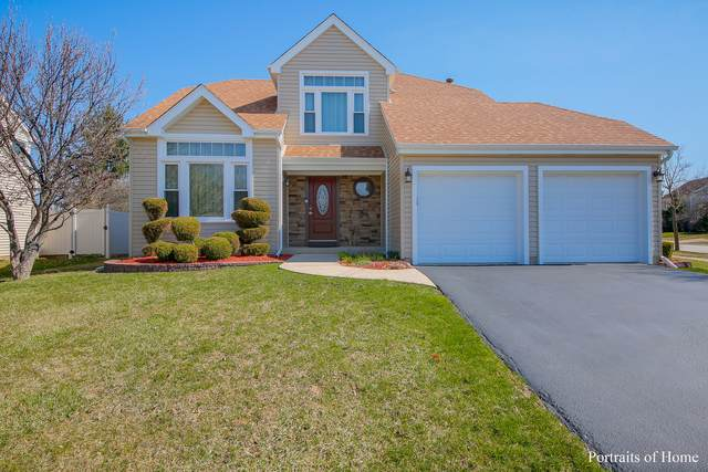 1901 Gibson Drive, Elk Grove Village, IL 60007 (MLS #10683527) :: Berkshire Hathaway HomeServices Snyder Real Estate