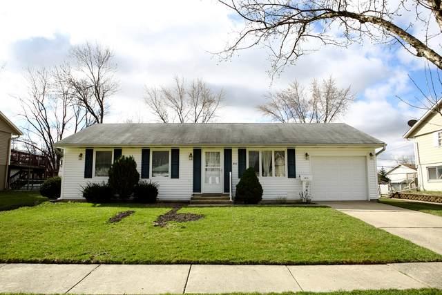 811 Robinson Avenue, Streamwood, IL 60107 (MLS #10683530) :: BN Homes Group