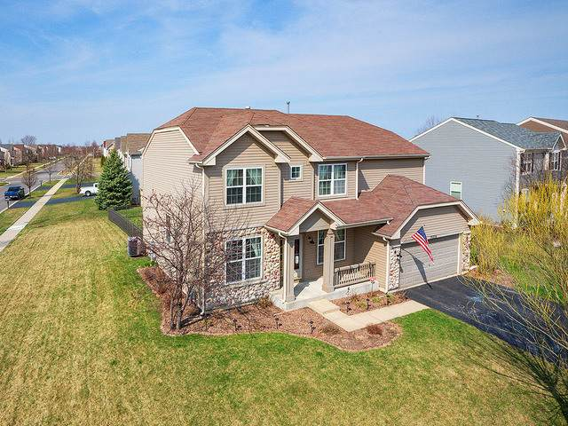 25338 Scott Drive, Plainfield, IL 60544 (MLS #10683531) :: Jacqui Miller Homes