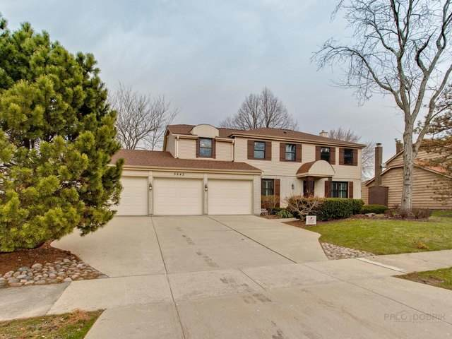 3642 Russett Lane, Northbrook, IL 60062 (MLS #10683535) :: BN Homes Group