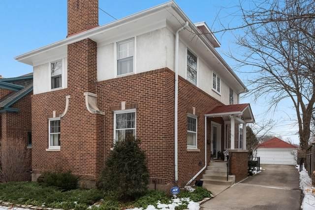 1017 Colfax Street, Evanston, IL 60201 (MLS #10683565) :: Helen Oliveri Real Estate