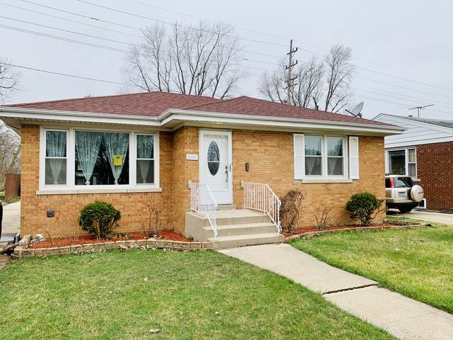 1106 Westchester Boulevard, Westchester, IL 60154 (MLS #10683608) :: O'Neil Property Group