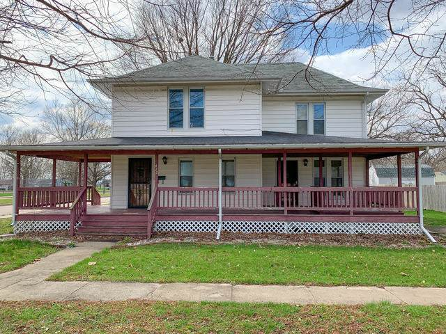 422 S Morgan Street, MASON CITY, IL 62664 (MLS #10683631) :: O'Neil Property Group