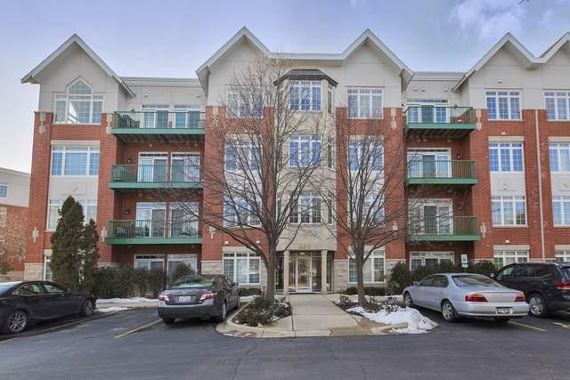 660 Mchenry Road #401, Wheeling, IL 60090 (MLS #10683666) :: Helen Oliveri Real Estate