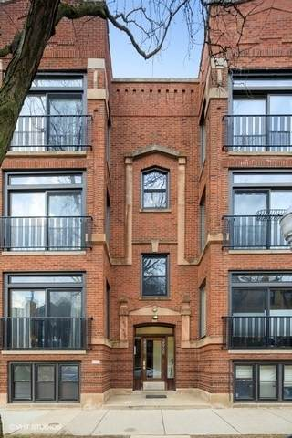 3548 N Janssen Avenue #3, Chicago, IL 60657 (MLS #10683686) :: The Mattz Mega Group