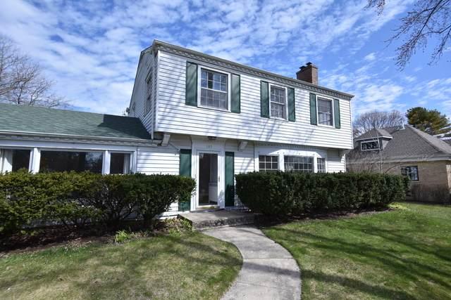 135 Burnham Place, Evanston, IL 60202 (MLS #10683708) :: Helen Oliveri Real Estate