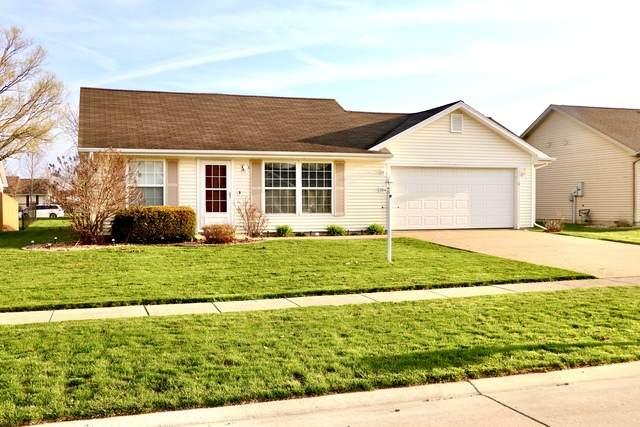 704 Bluestem Drive, ST. JOSEPH, IL 61873 (MLS #10683709) :: Helen Oliveri Real Estate