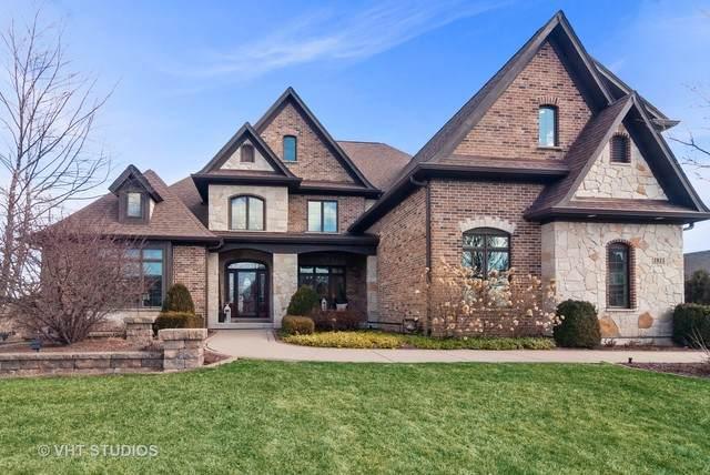1815 Hunters Ridge Lane, Sugar Grove, IL 60554 (MLS #10683752) :: Ryan Dallas Real Estate