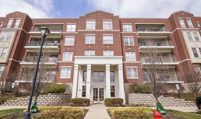 660 Prestwick Lane #204, Wheeling, IL 60090 (MLS #10683770) :: John Lyons Real Estate