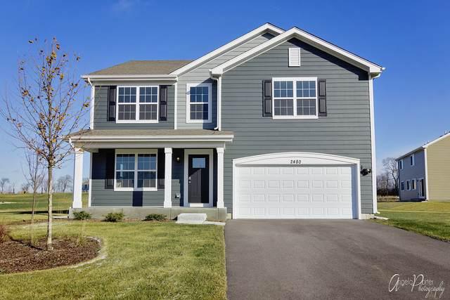 2264 Preswick Circle, Woodstock, IL 60098 (MLS #10683787) :: Helen Oliveri Real Estate