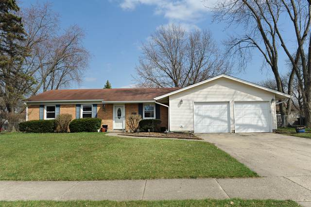 705 N Rohlwing Road, Palatine, IL 60074 (MLS #10683798) :: Helen Oliveri Real Estate