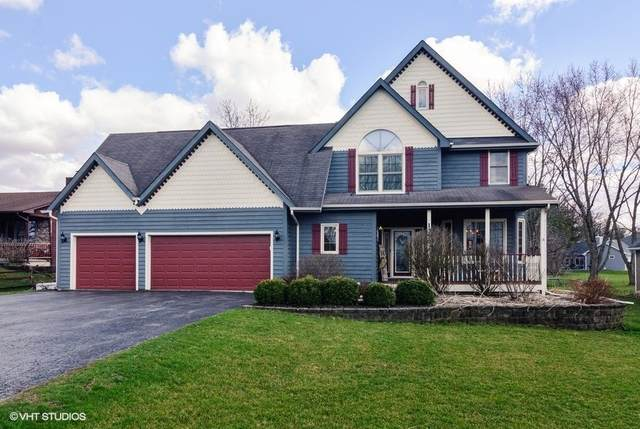 1356 Lake Holiday Drive, Lake Holiday, IL 60548 (MLS #10683806) :: Touchstone Group