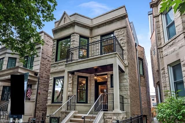 1330 W Newport Avenue, Chicago, IL 60657 (MLS #10683807) :: The Mattz Mega Group