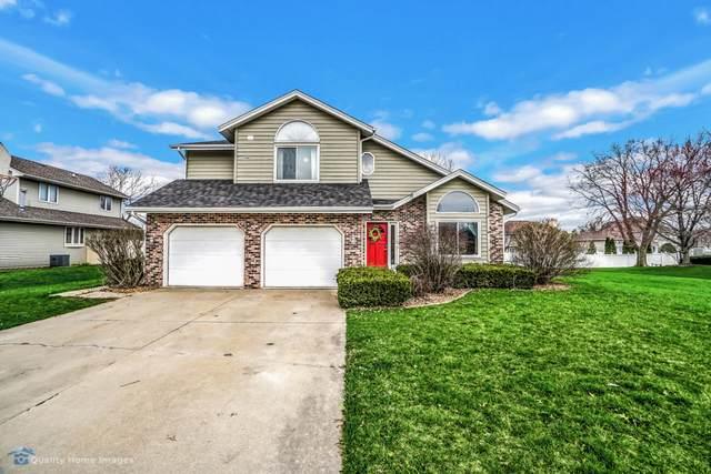 1347 Mill Pond Road, Bourbonnais, IL 60914 (MLS #10683823) :: Baz Network | Keller Williams Elite