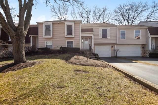 921 Burgess Circle #921, Buffalo Grove, IL 60089 (MLS #10683824) :: Helen Oliveri Real Estate