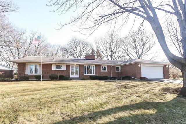 303 N Elmwood Lane, Palatine, IL 60067 (MLS #10683861) :: Helen Oliveri Real Estate