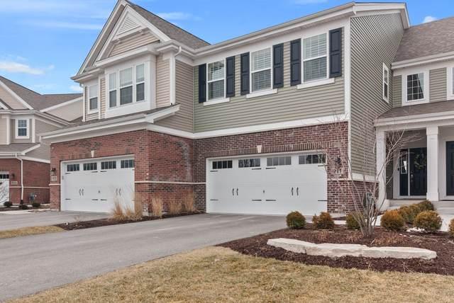 911 Paisley Lane, Naperville, IL 60540 (MLS #10683896) :: Knott's Real Estate Team
