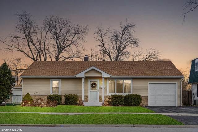 5258 Alexander Place, Oak Lawn, IL 60453 (MLS #10683898) :: Knott's Real Estate Team