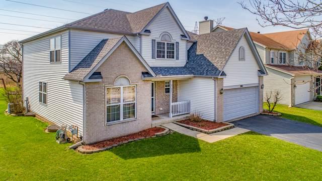1841 Lake Shore Drive, Romeoville, IL 60446 (MLS #10683908) :: Angela Walker Homes Real Estate Group