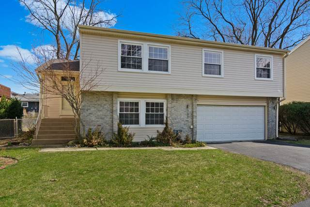 107 Croftwood Court, Rolling Meadows, IL 60008 (MLS #10683913) :: Knott's Real Estate Team