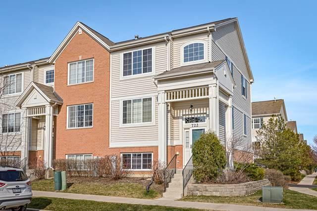 722 Hanbury Drive, Des Plaines, IL 60016 (MLS #10683936) :: John Lyons Real Estate