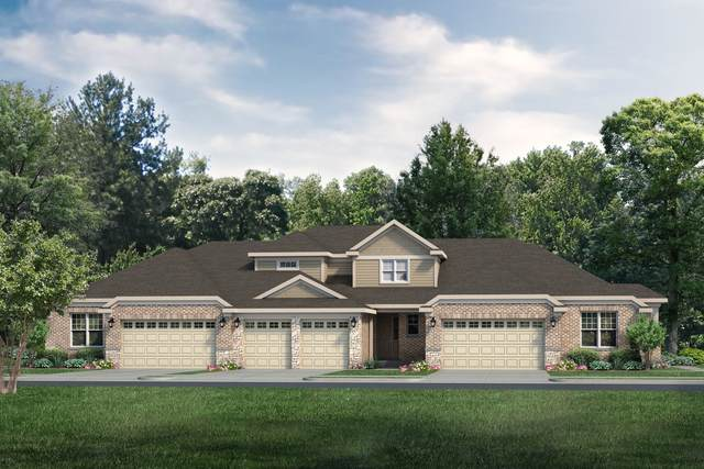 11203 Tuscany Lane, Lemont, IL 60439 (MLS #10683980) :: Touchstone Group