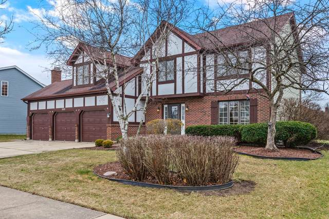4885 Dukesberry Lane, Hoffman Estates, IL 60010 (MLS #10683989) :: Knott's Real Estate Team