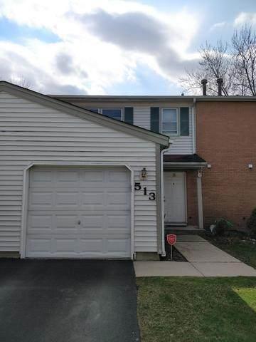 513 Racine Lane, Bolingbrook, IL 60440 (MLS #10684057) :: Angela Walker Homes Real Estate Group